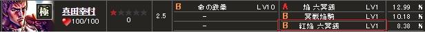コラボ 真田幸村S1