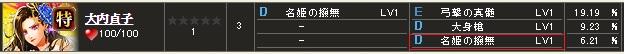 特 大内貞子S1
