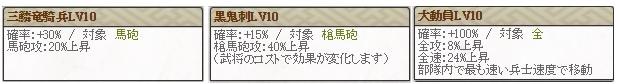 覇縁スキル