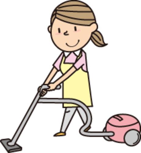 民泊レンタルスペース清掃