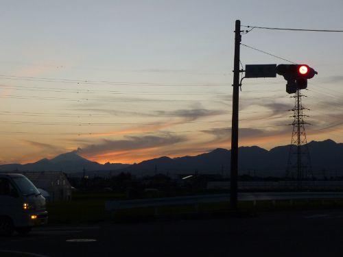 浅間山?(1)