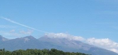 浅間山20130928