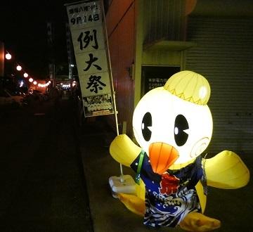 例大祭 2017年9月14日 八幡神社