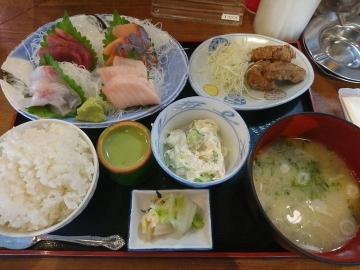 SFPダイニング 磯丸水産 刺身盛合御膳02 1708 201702