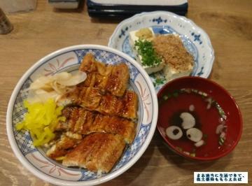 SFP HD 磯丸水産 うな丼01 201702