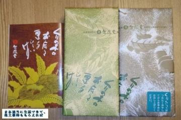 鈴木 竹風堂 詰め合わせ01 201706