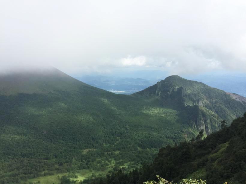浅間外輪山442