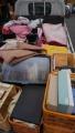 アクセサリー、進物品、毛布多数、棚 s