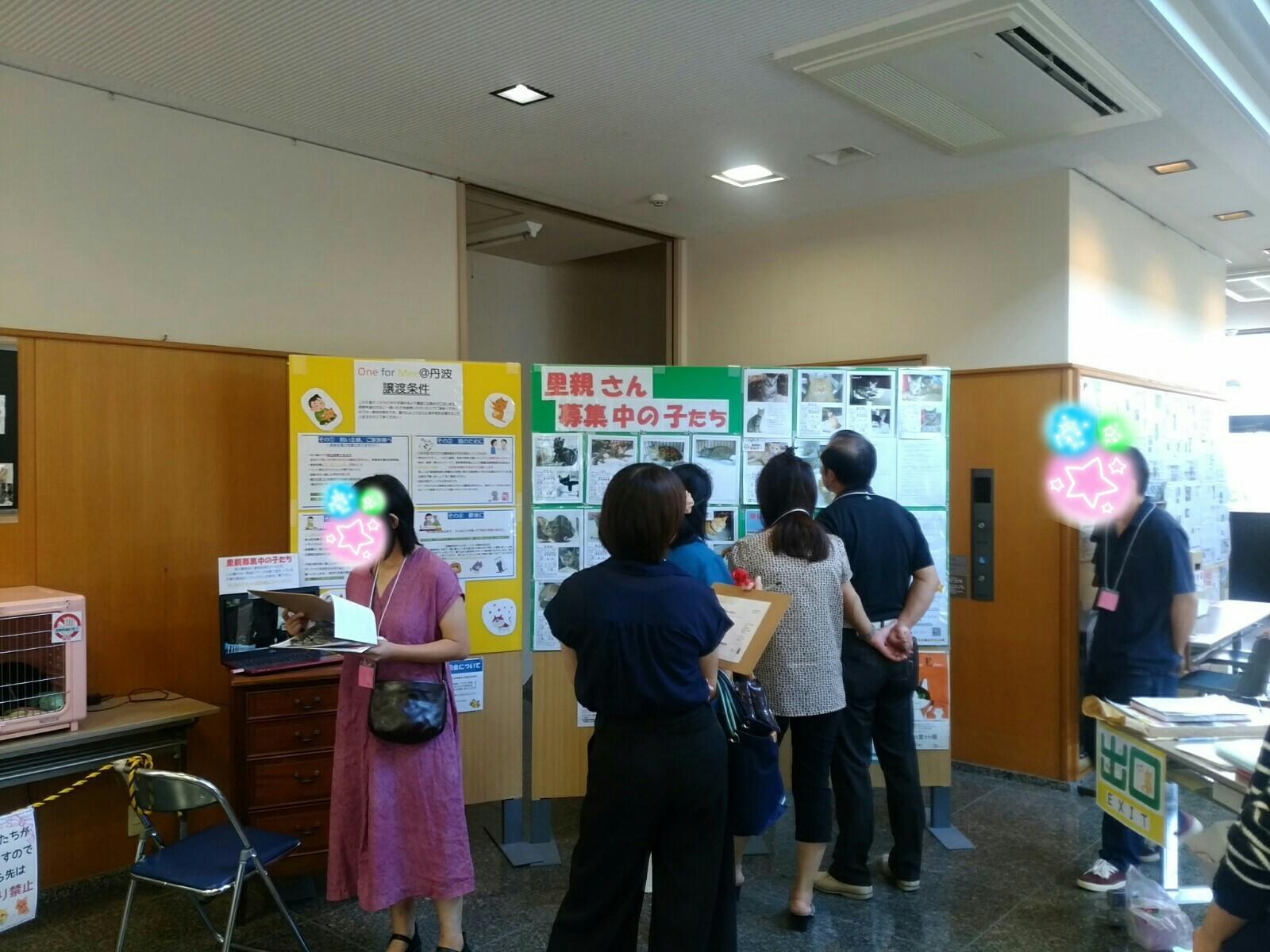 譲渡会 2017・9・18_6