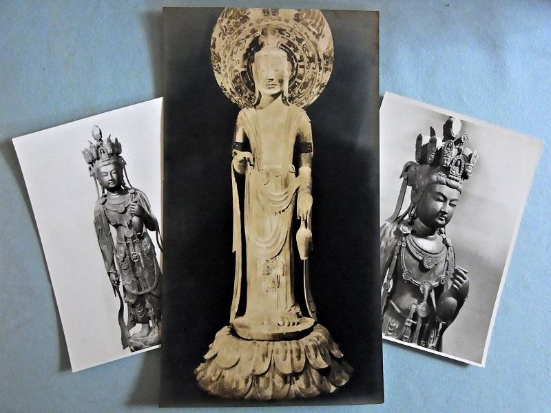 私が鹿鳴荘でかつて購入した仏像写真