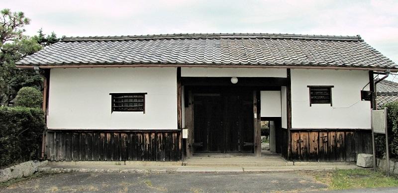 県指定文化財となっている吉田家住宅