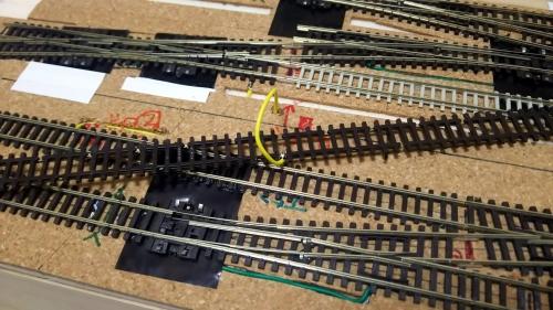 機関区線路敷設 (9)-6