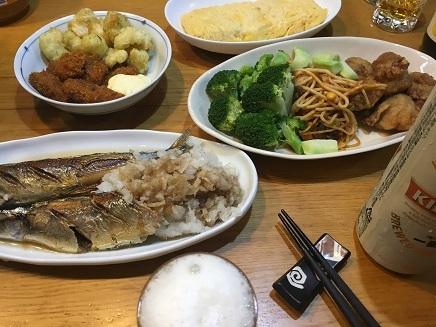9182017 晩飯S