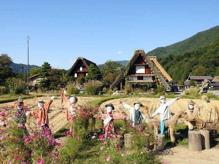 秋の旅行は、歴史・文化・食・風情ある合掌造りなどが楽しめる飛騨白川郷へ5