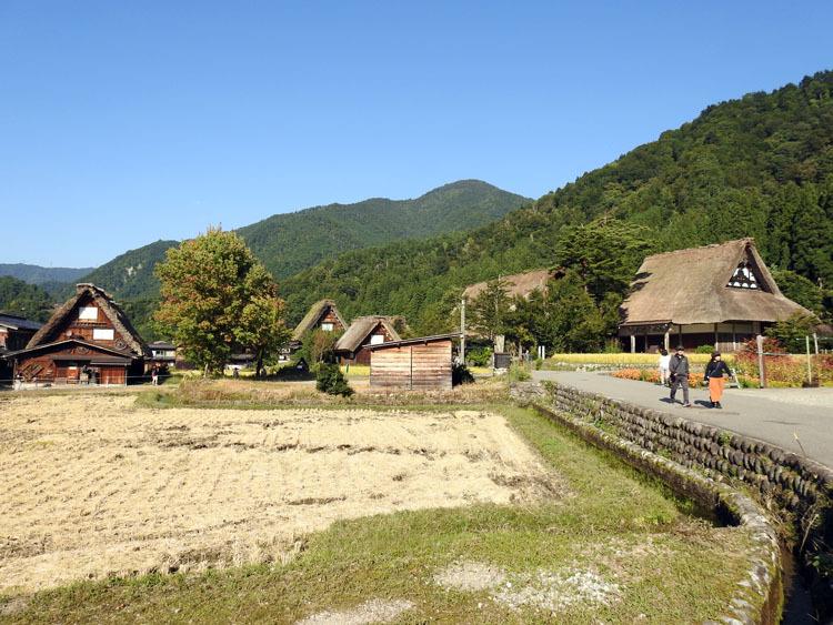 秋の旅行は、歴史・文化・食・風情ある合掌造りなどが楽しめる飛騨白川郷へ9