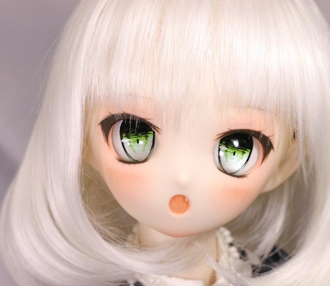 姫姉(4) ホワイト カスタムヘッド 17H2