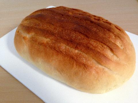 もっちり!米粉入りパン