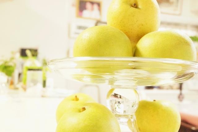 美味しい梨の選び方・切り方・保存方法