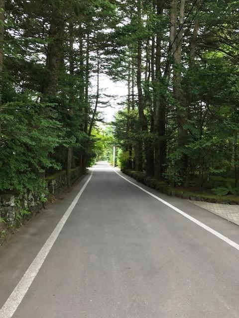 軽井沢ロード