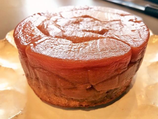 『林檎のタタンケーキ』Lesson