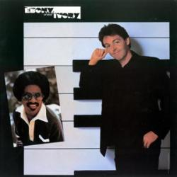 Paul McCartney Stevie Wonder - Ebony and Ivory1
