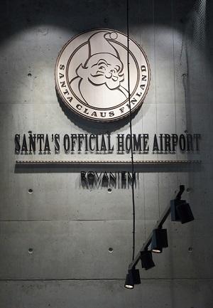 santa airport