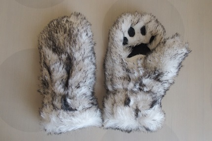 ラヌア動物園 手袋
