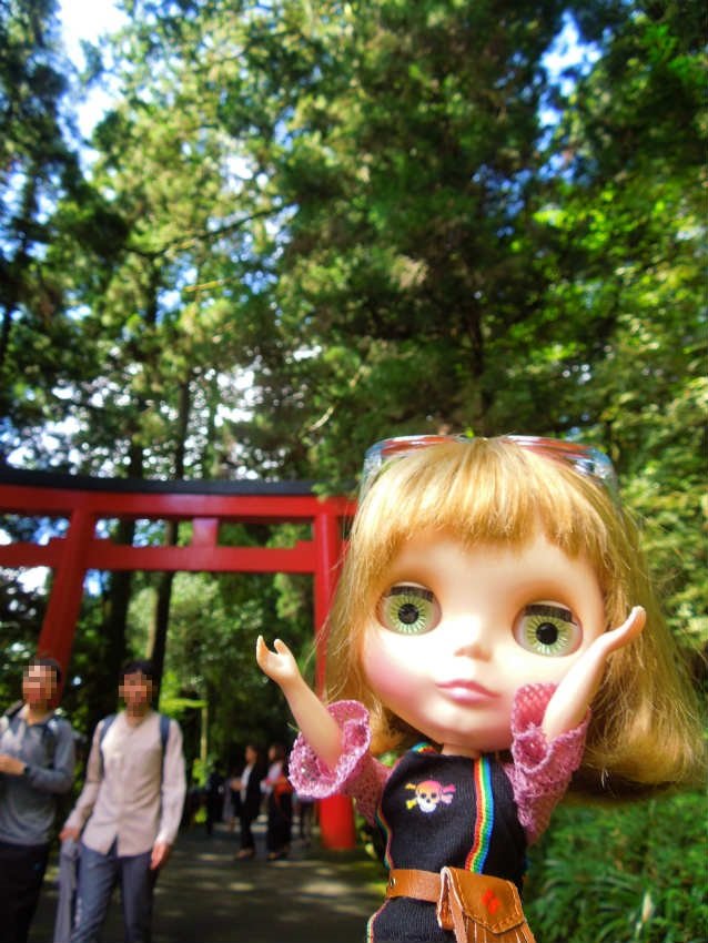 箱根旅行①6