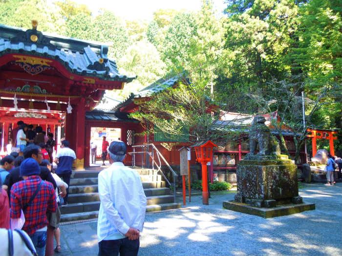 箱根旅行①10