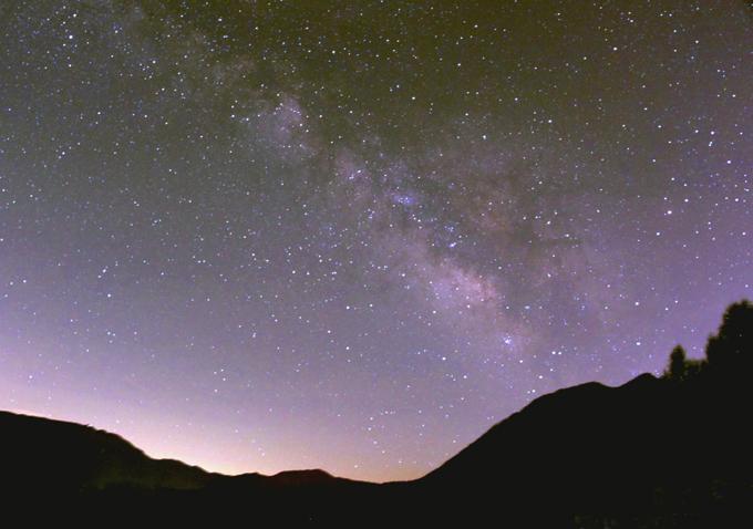 北信州の星空~天の川~飯山~