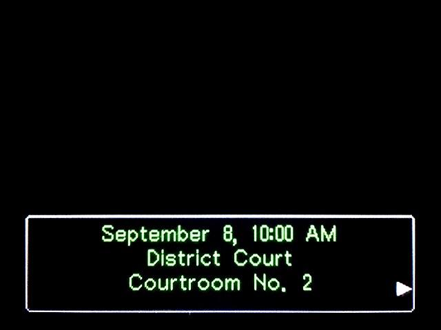 逆転裁判2 北米版 弁護士以下の男1