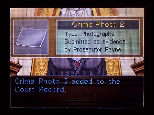逆転裁判2 北米版 The Name12