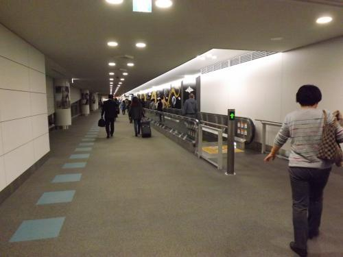 中部国際空港 入国前