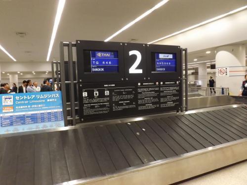 中部国際空港 バッゲージ