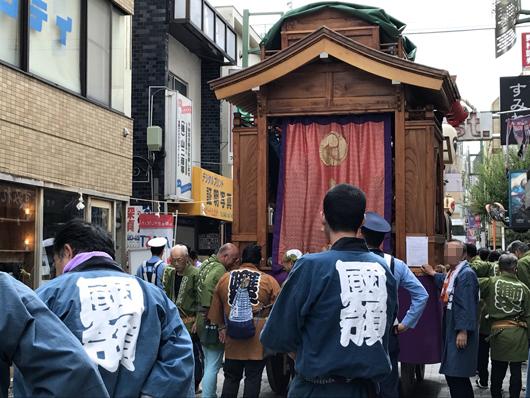 布多天神社 お祭り3