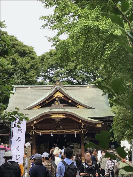 布多天神社 お祭り2