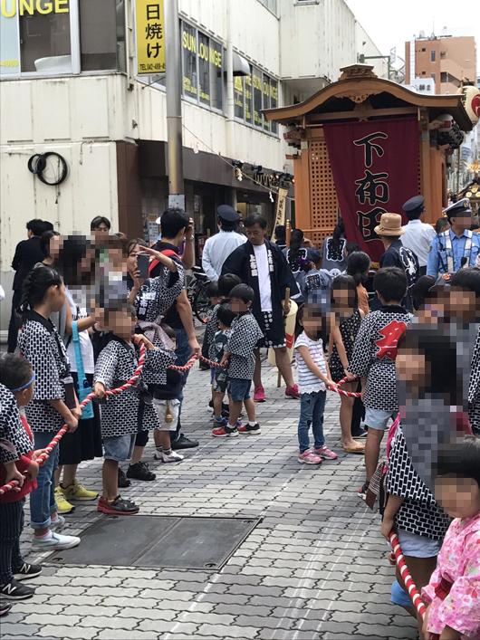 布多天神社 お祭り6