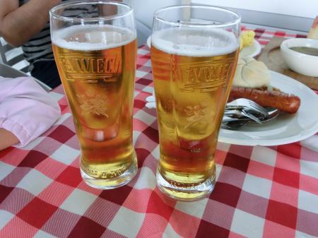 ワルシャワ空港 カフェレストラン 食事12