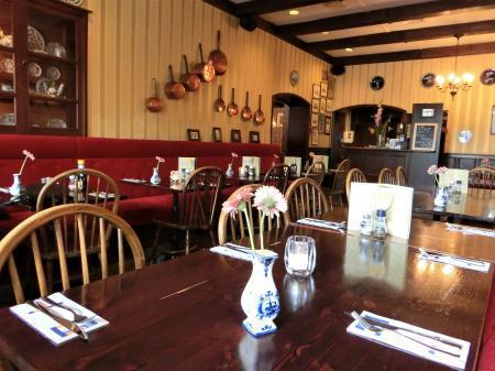 ライデン おすすめレストラン「Oudt Leyden 」3