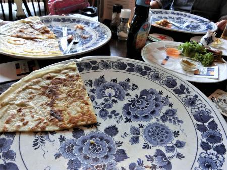 ライデン おすすめレストラン「Oudt Leyden 」10