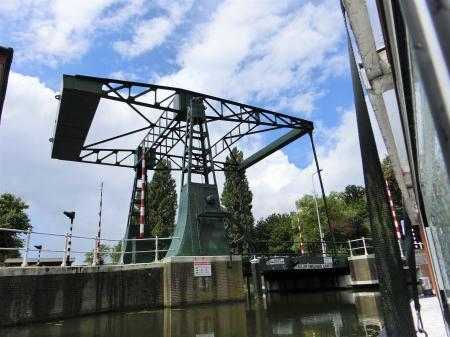ライデン 運河クルーズ12