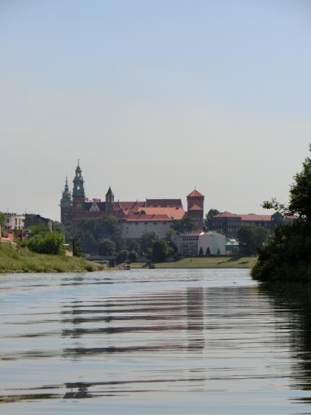 ティニエツ修道院への行き方 水上トラム5