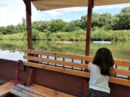 ティニエツ修道院への行き方 水上トラム11