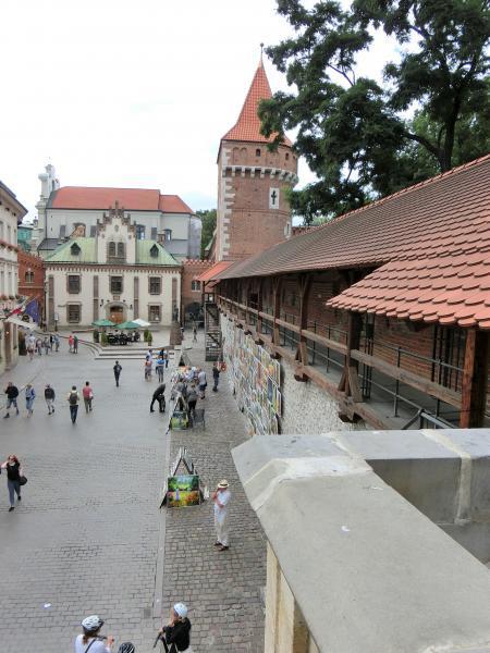 クラクフ旧市街地 観光20