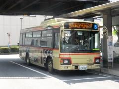 小江戸名所めぐりバス予備車・9986号車