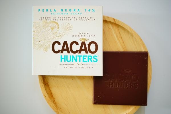 【CACAO HUNTERS】PERLA NEGRA 74%