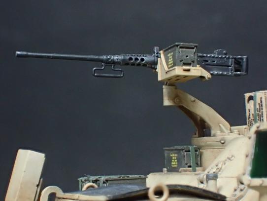 M109パラディン自走砲 M2重機関銃