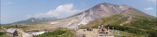 旭岳全景2