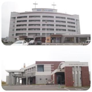 羽幌・天塩温泉ホテル