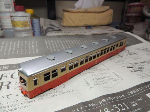 関東鉄道キハ715